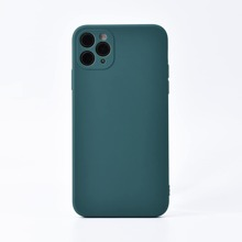 1 Stueck Einfarbige iPhone Huelle