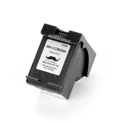 Compatible HP OfficeJet J4580 Ink Cartridges Black and Color - Moustache