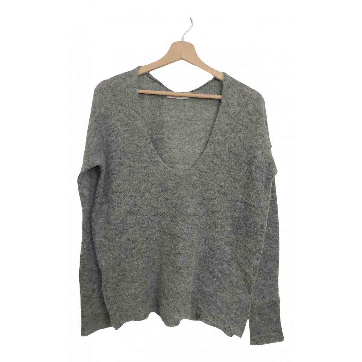 Mes Demoiselles ... \N Grey Wool Knitwear for Women 1 US