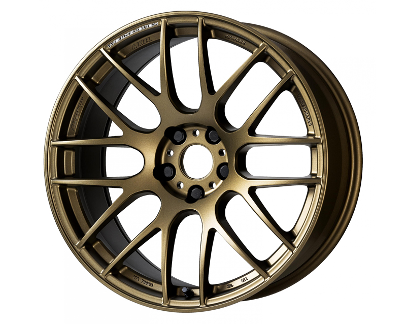 Work Emotion M8R Middle Concave Wheel 20x8.5 5x114.3