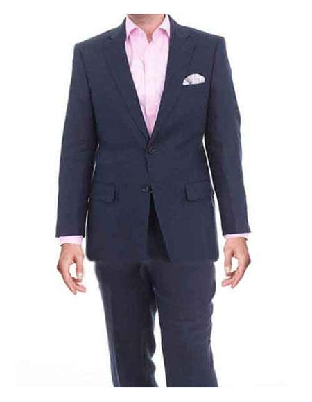 Mens James Bond Casino Single Breasted Royal Notch Lapel Suit