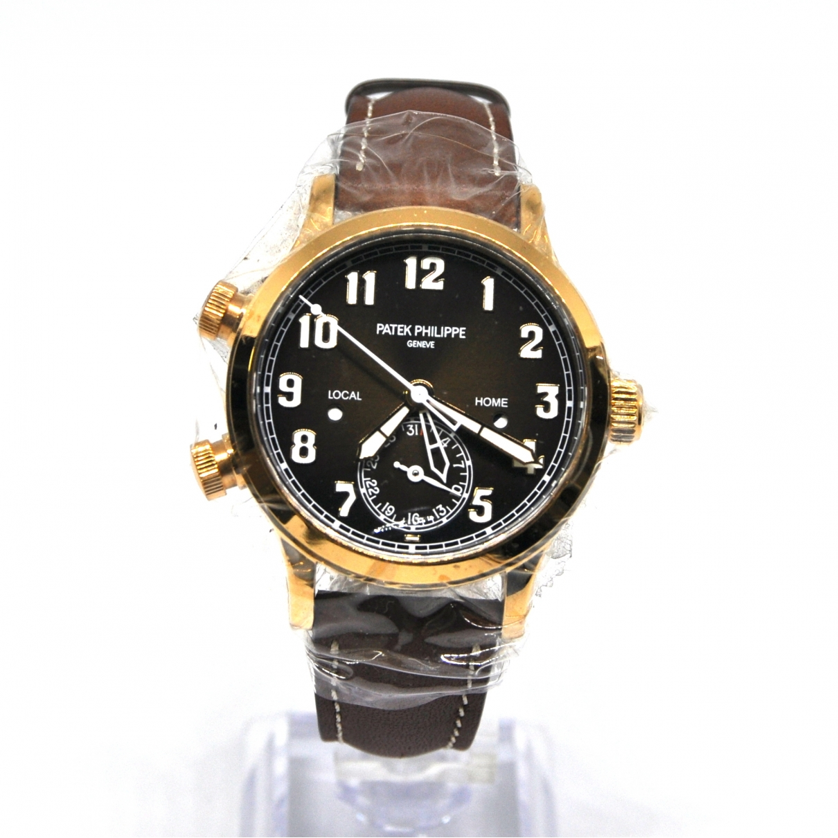 Reloj de Oro rosa Patek Philippe