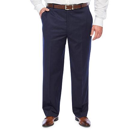 Stafford Super Suit Mens Classic Fit Suit Pants, 40 29, Blue
