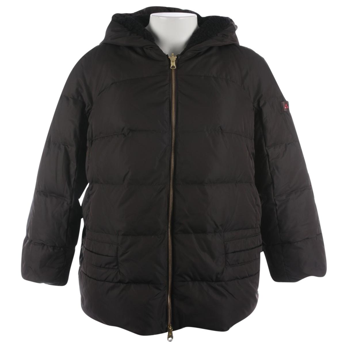 Peuterey \N Brown Wool jacket for Women 36 FR