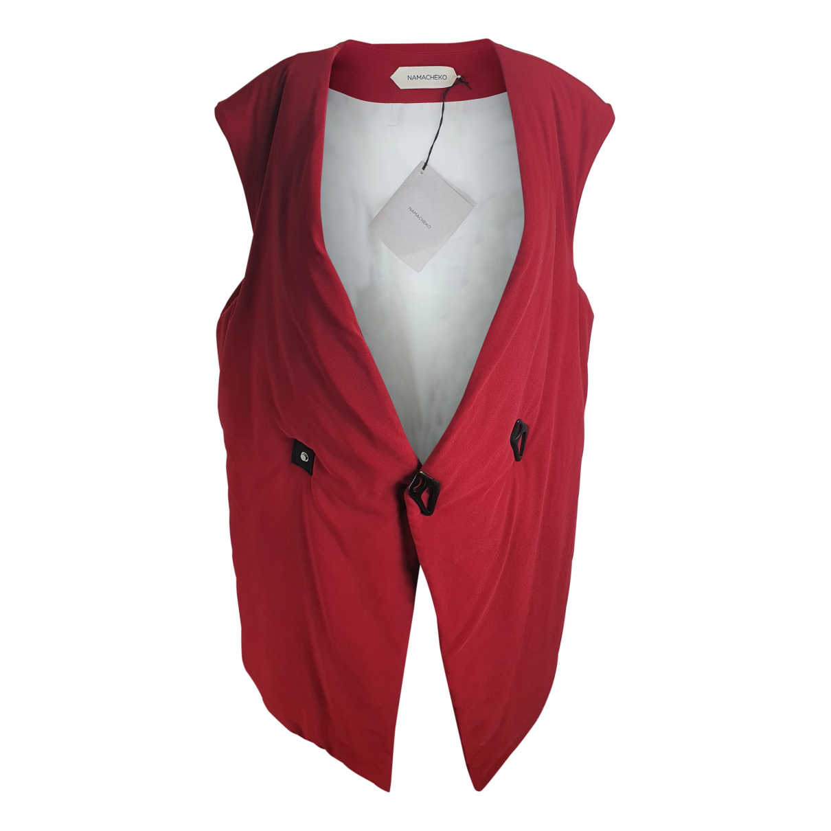 Namacheko \N Red jacket  for Men S International