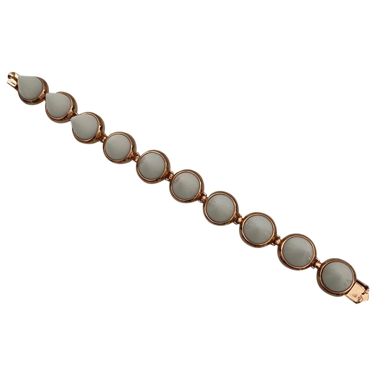 Eddie Borgo - Bracelet   pour femme en metal - rose