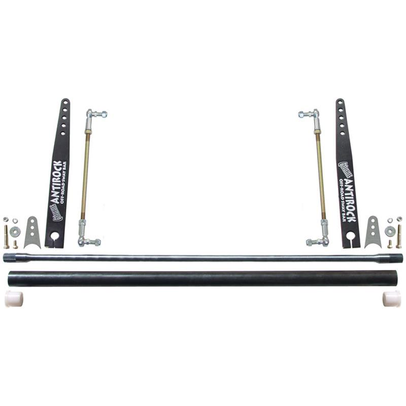 RockJock 4x4 CE-9903-20 Universal Antirock Kit 32 Inch Bar W/20 Inch Steel Arms