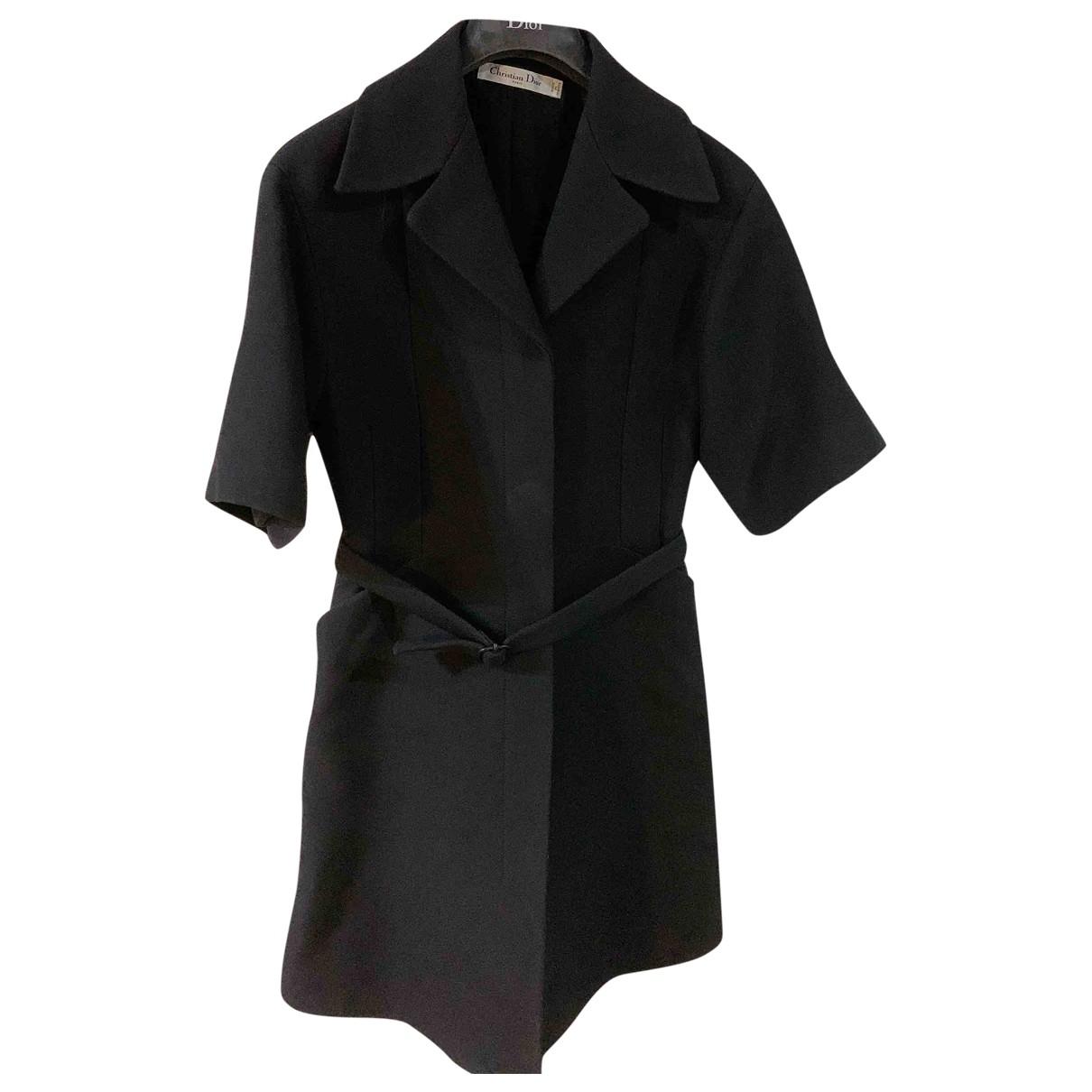 Dior \N Black Wool jacket for Women 34 FR