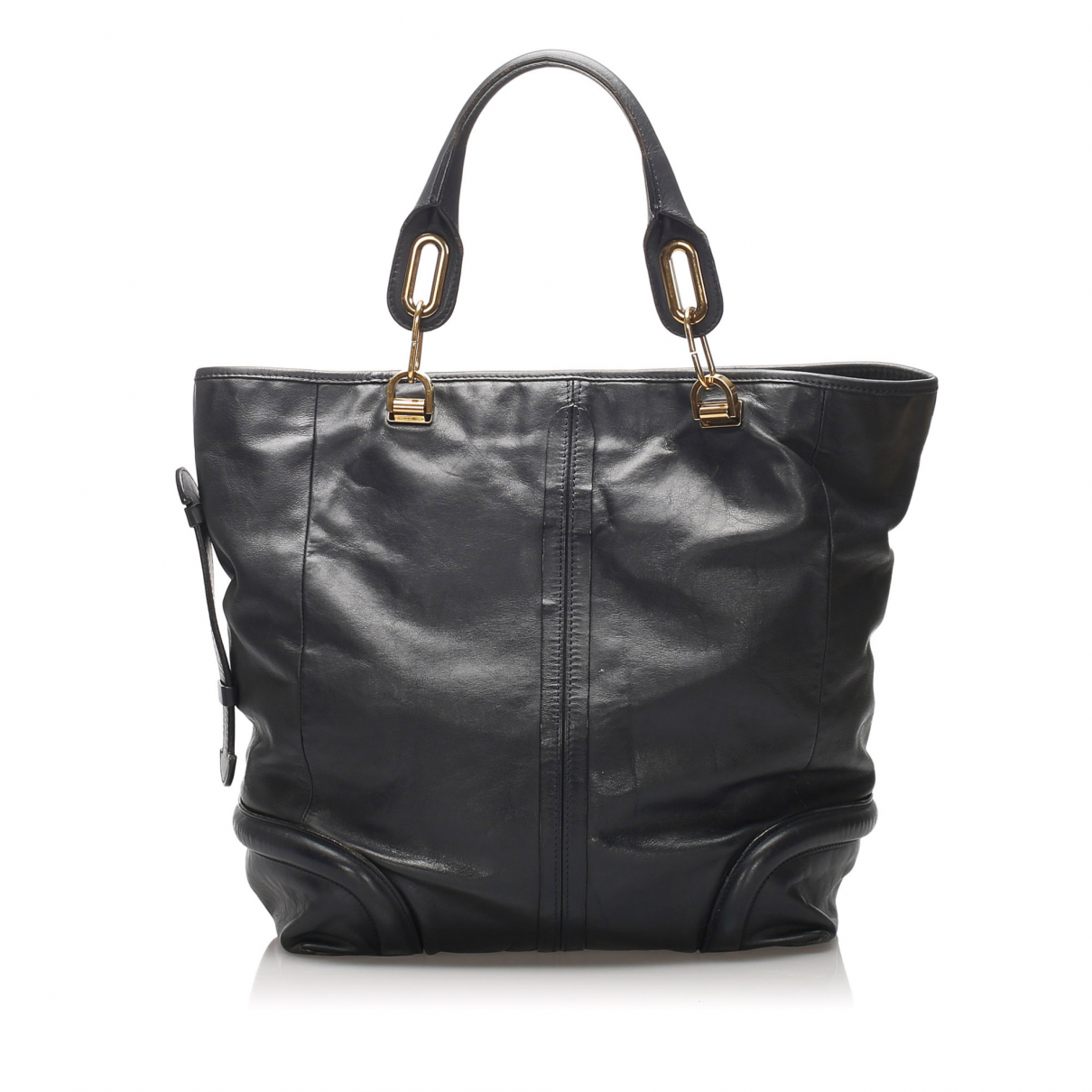 Chloé N Black Leather handbag for Women N