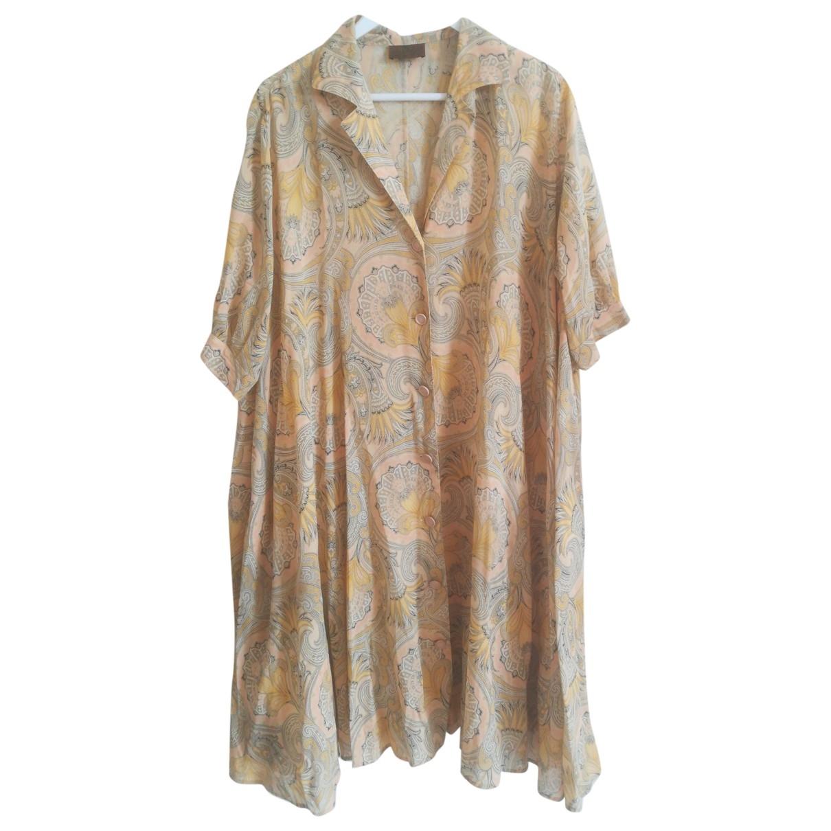 Etro \N Kleid in Polyester