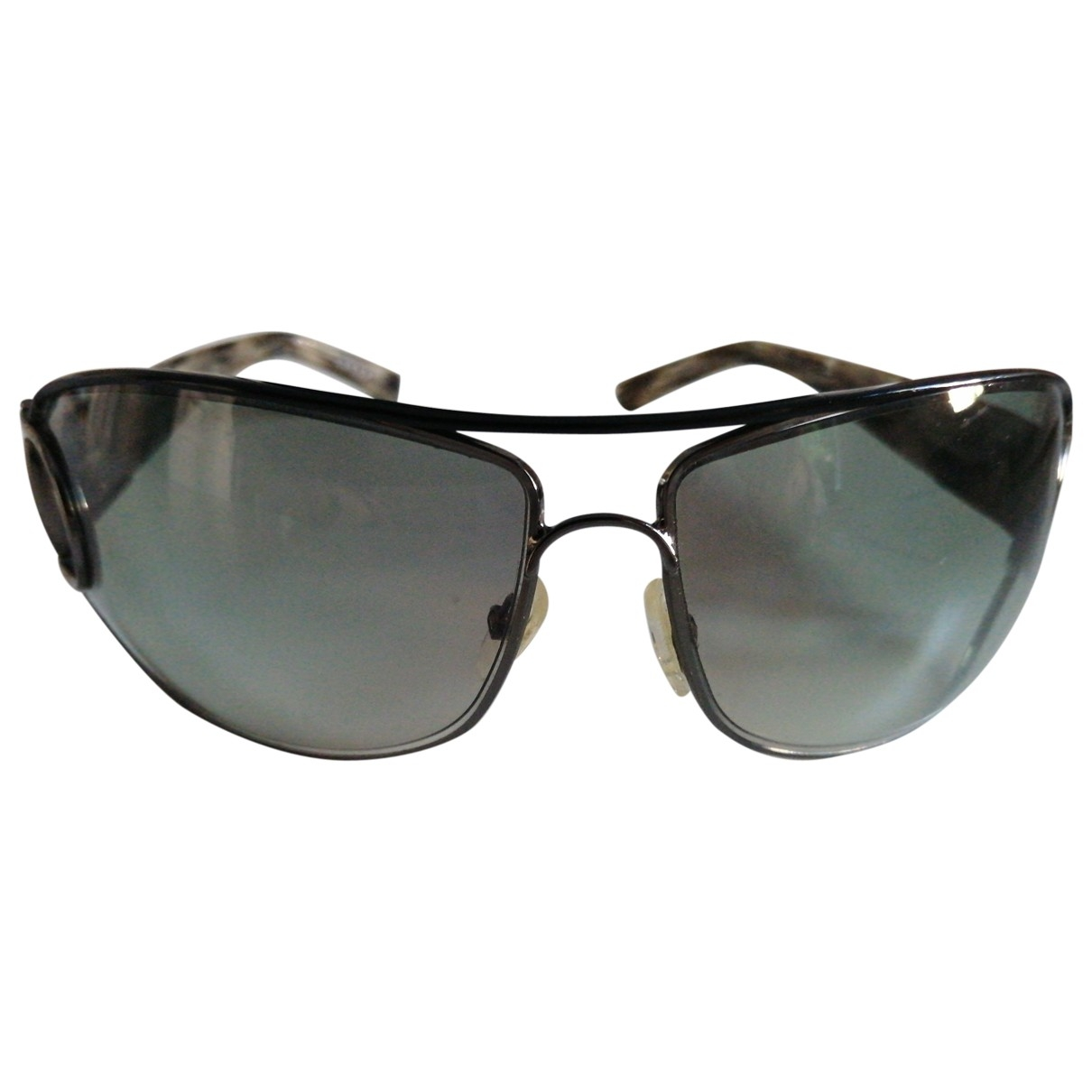 Gucci \N Anthracite Metal Sunglasses for Women \N