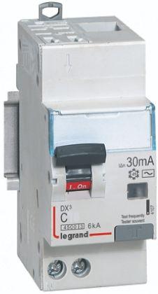 Legrand 1 + N 16 A RCD Switch, Trip Sensitivity 30mA