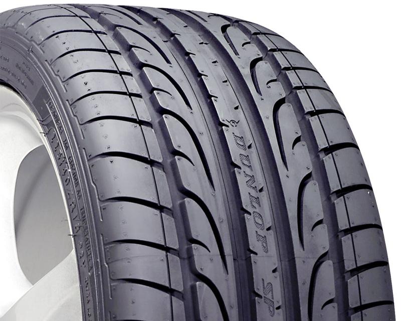 Dunlop DT-29176 Sp Sport Maxx BSW Tires 275/55/19 111V BSW