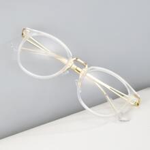 Guys Minimalist Eyeglasses