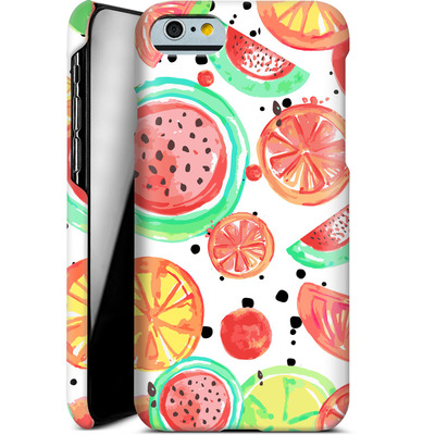 Apple iPhone 6s Smartphone Huelle - Fruit Crush von Mukta Lata Barua