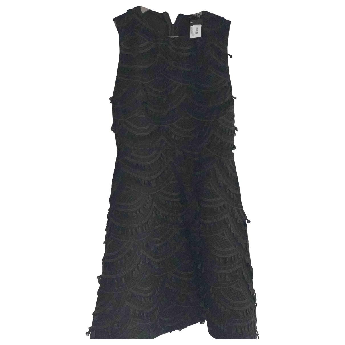 Mini vestido de Encaje Maje