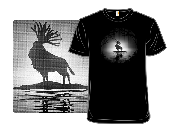 God Of The Forest T Shirt