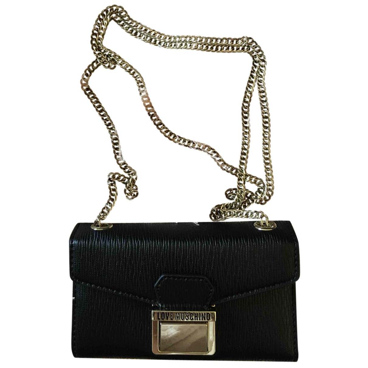 Moschino Love N Black Purses, wallet & cases for Women N