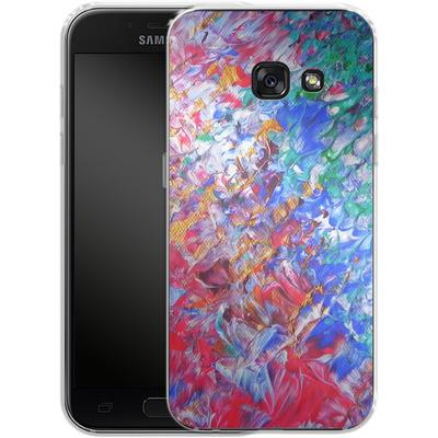 Samsung Galaxy A3 (2017) Silikon Handyhuelle - Macro 6 von Gela Behrmann