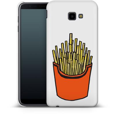Samsung Galaxy J4 Plus Smartphone Huelle - Fries von caseable Designs