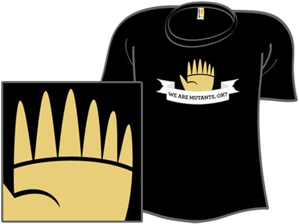 Seven Finger Discount T Shirt