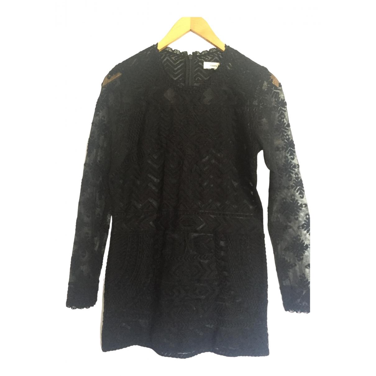 Isabel Marant Pour H&m \N Black Cotton  top for Women S International
