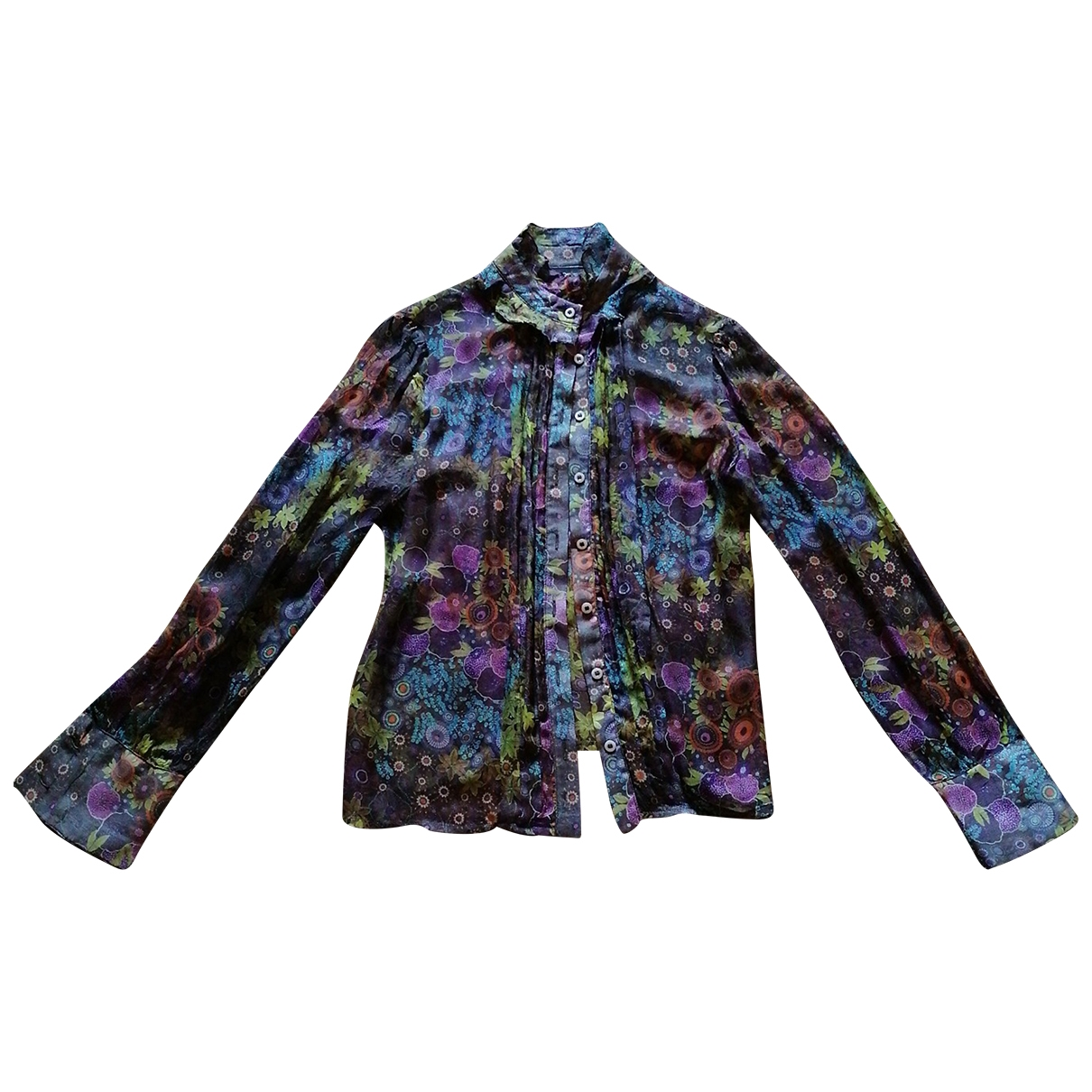 Non Signé / Unsigned \N Multicolour  top for Women M International