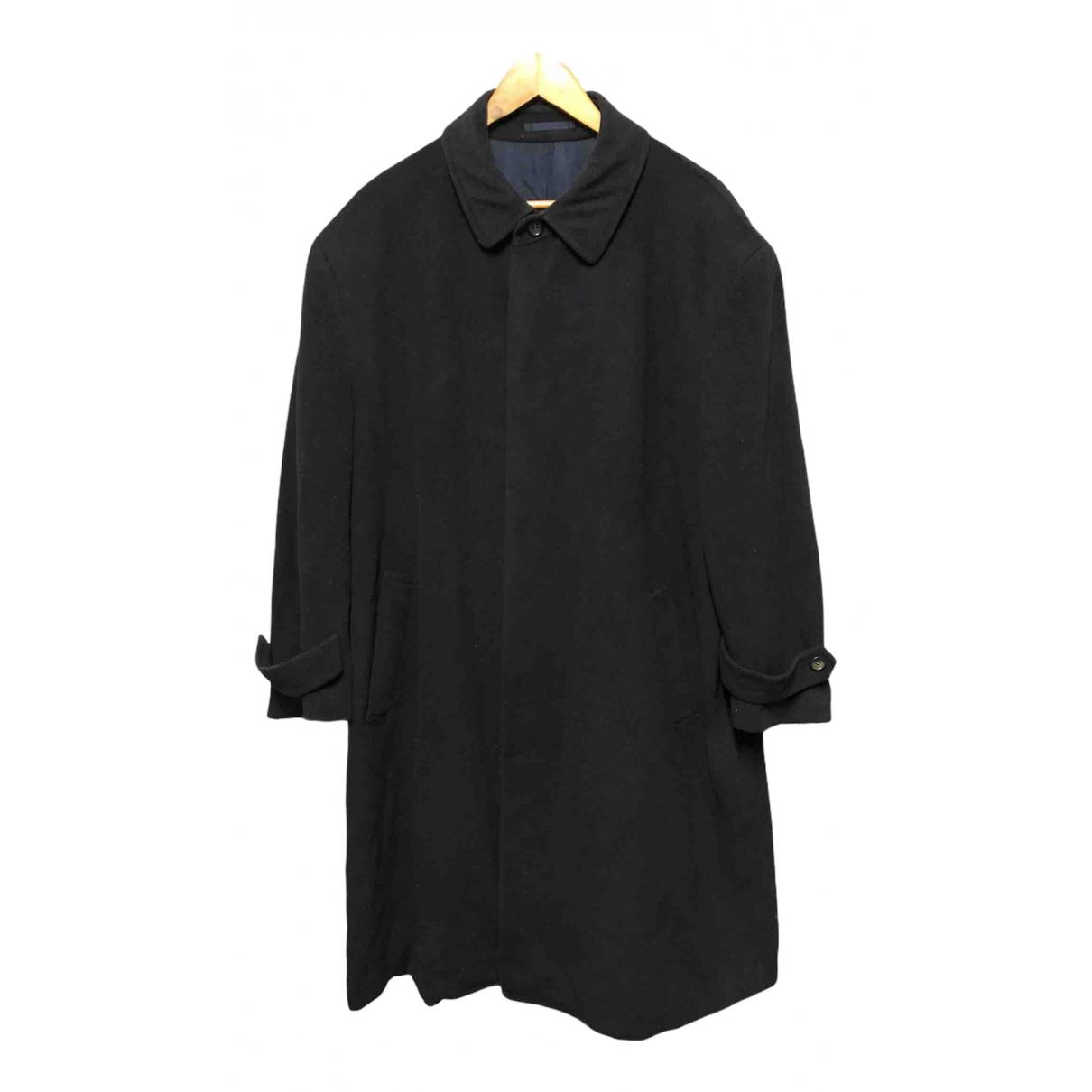 Comme Des Garcons N Black Wool coat  for Men M International