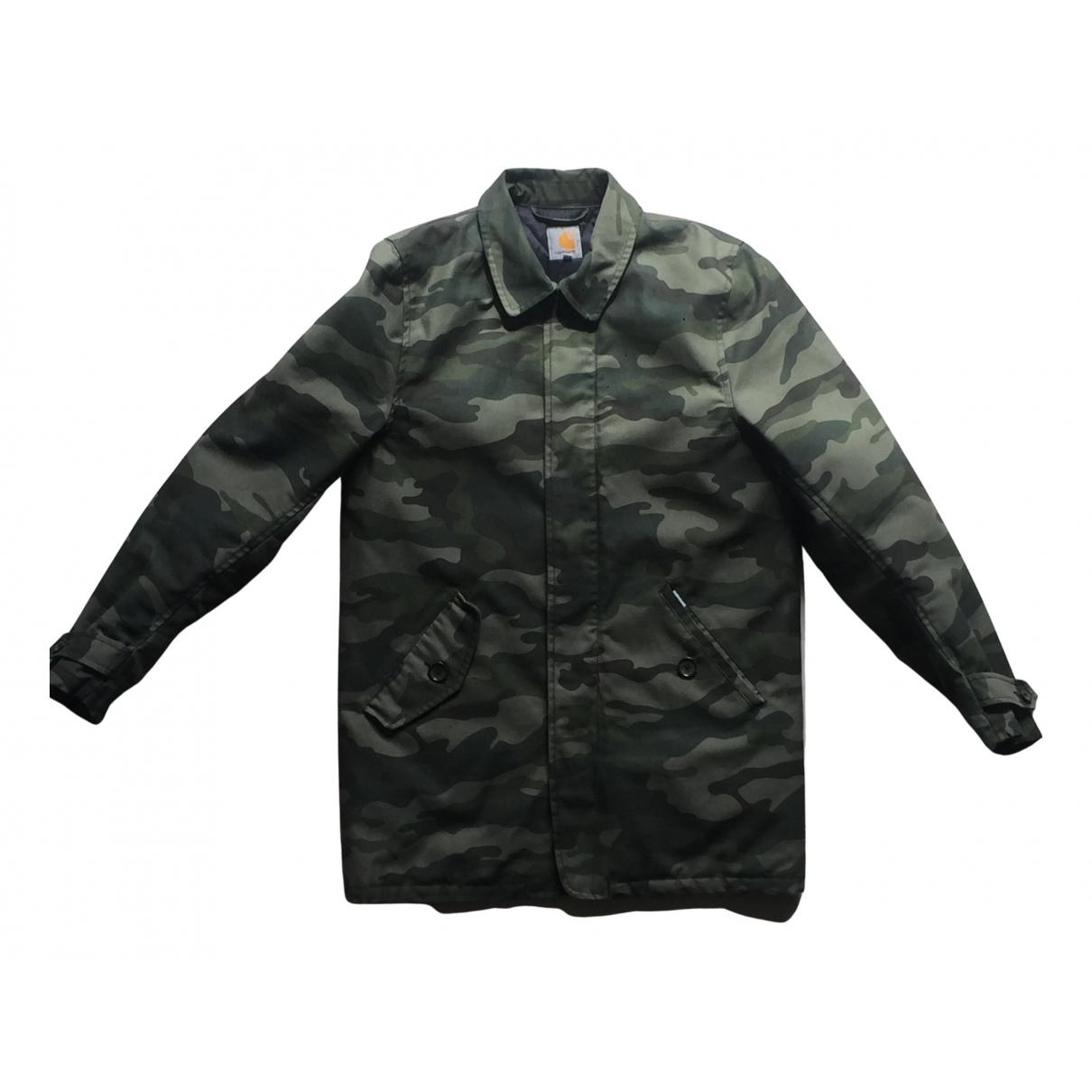 Carhartt Wip - Manteau   pour homme - vert