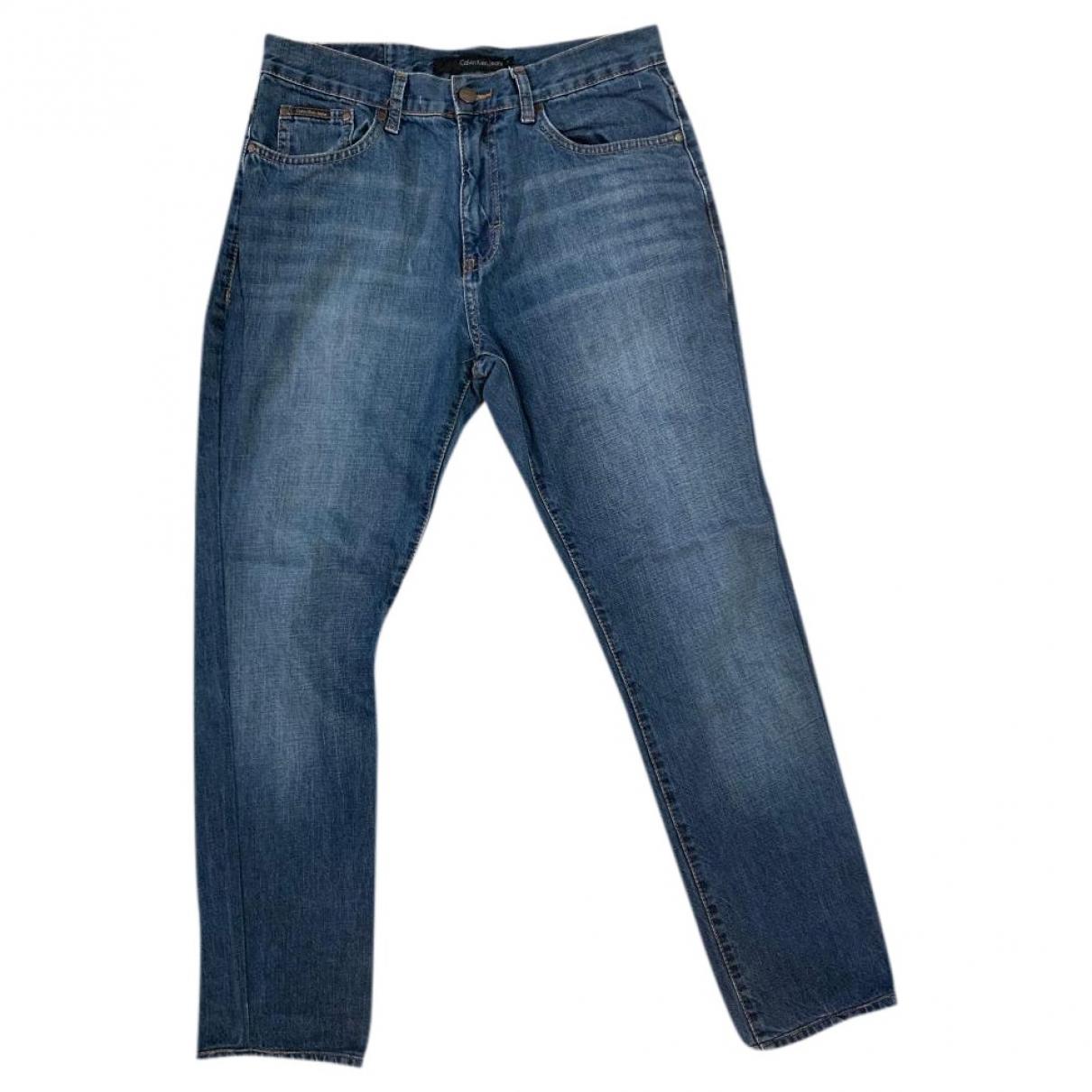 Calvin Klein \N Denim - Jeans Jeans for Women 30 US