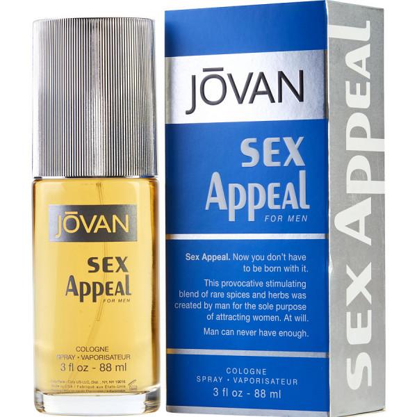 Sex Appeal - Jovan Colonia en espray 88 ML