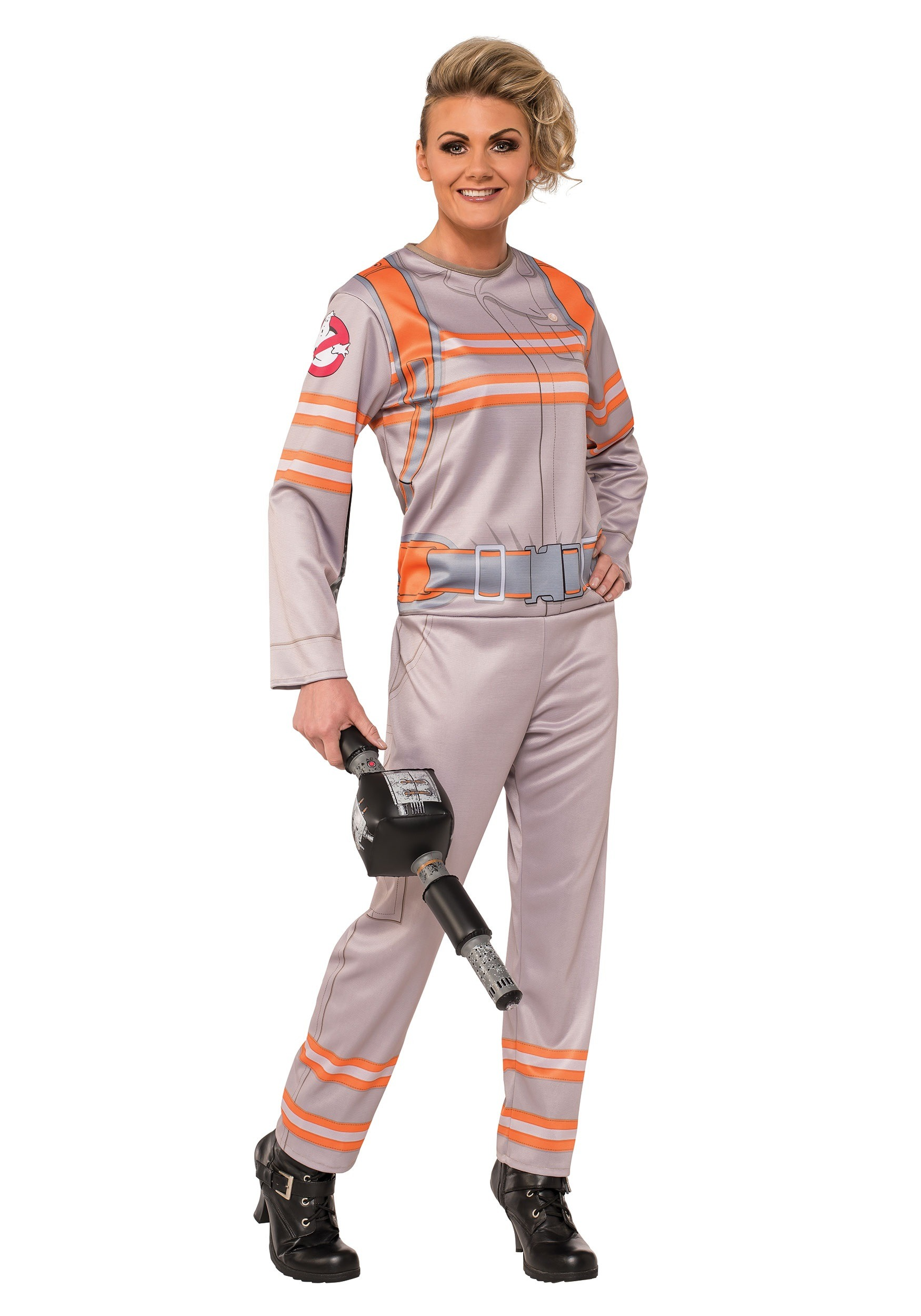 Ghostbusters Movie Women's Costume