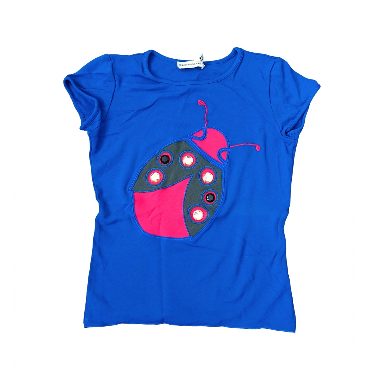 Emporio Armani \N Blue  top for Women 40 IT