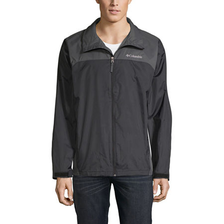 Columbia Glennaker Lake Waterproof Lightweight Rain Jacket, Xx-large , Black