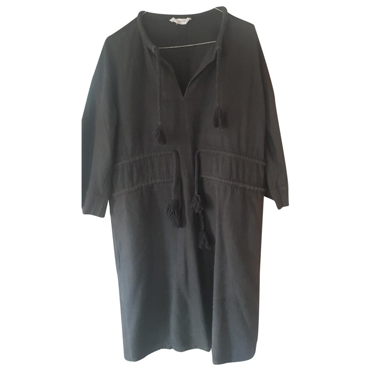 Isabel Marant Etoile \N Black Cotton dress for Women One Size International