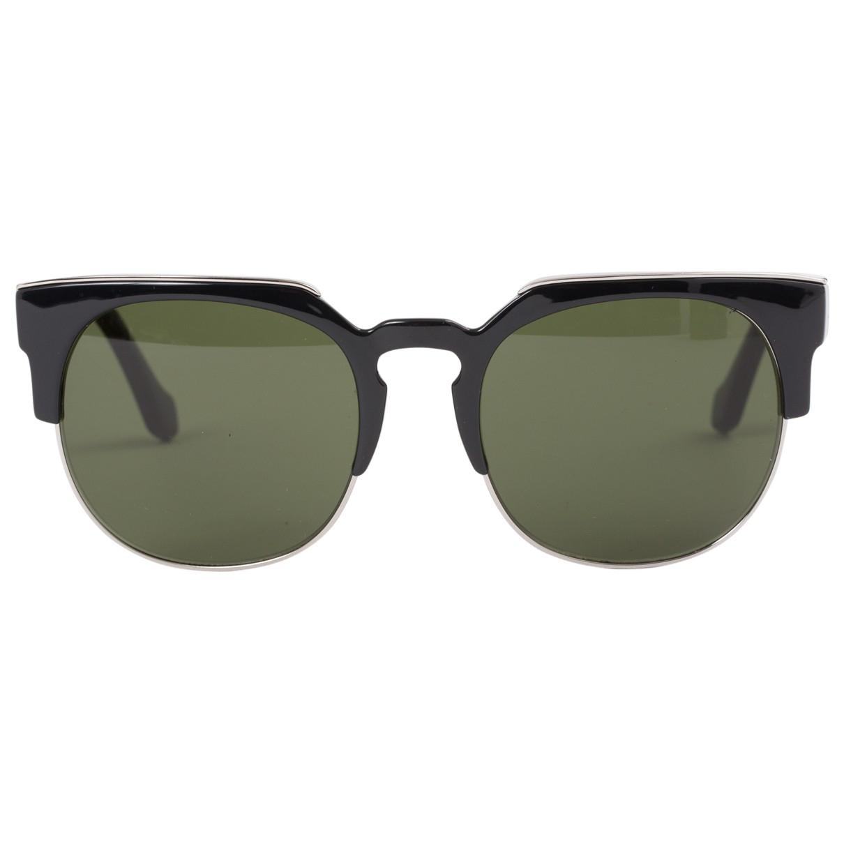 Balenciaga \N Black Sunglasses for Women \N