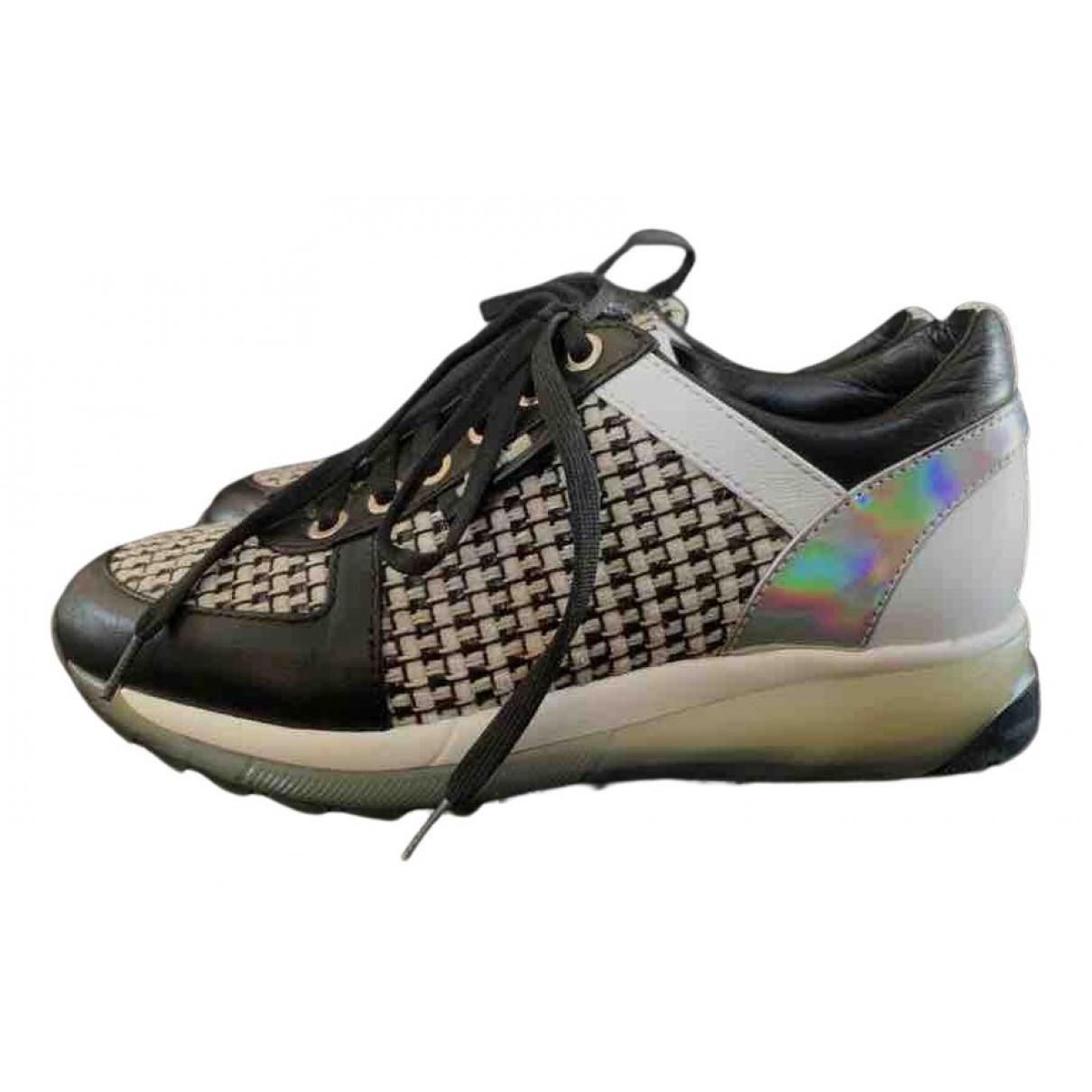 Karl Lagerfeld \N Sneakers in Leder