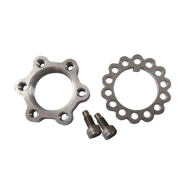 Triple X Race Components TXR600-FA-8514 Spindle Locknut For XB Spindles