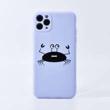 iPhone Schutzhuelle mit Krabbe Muster