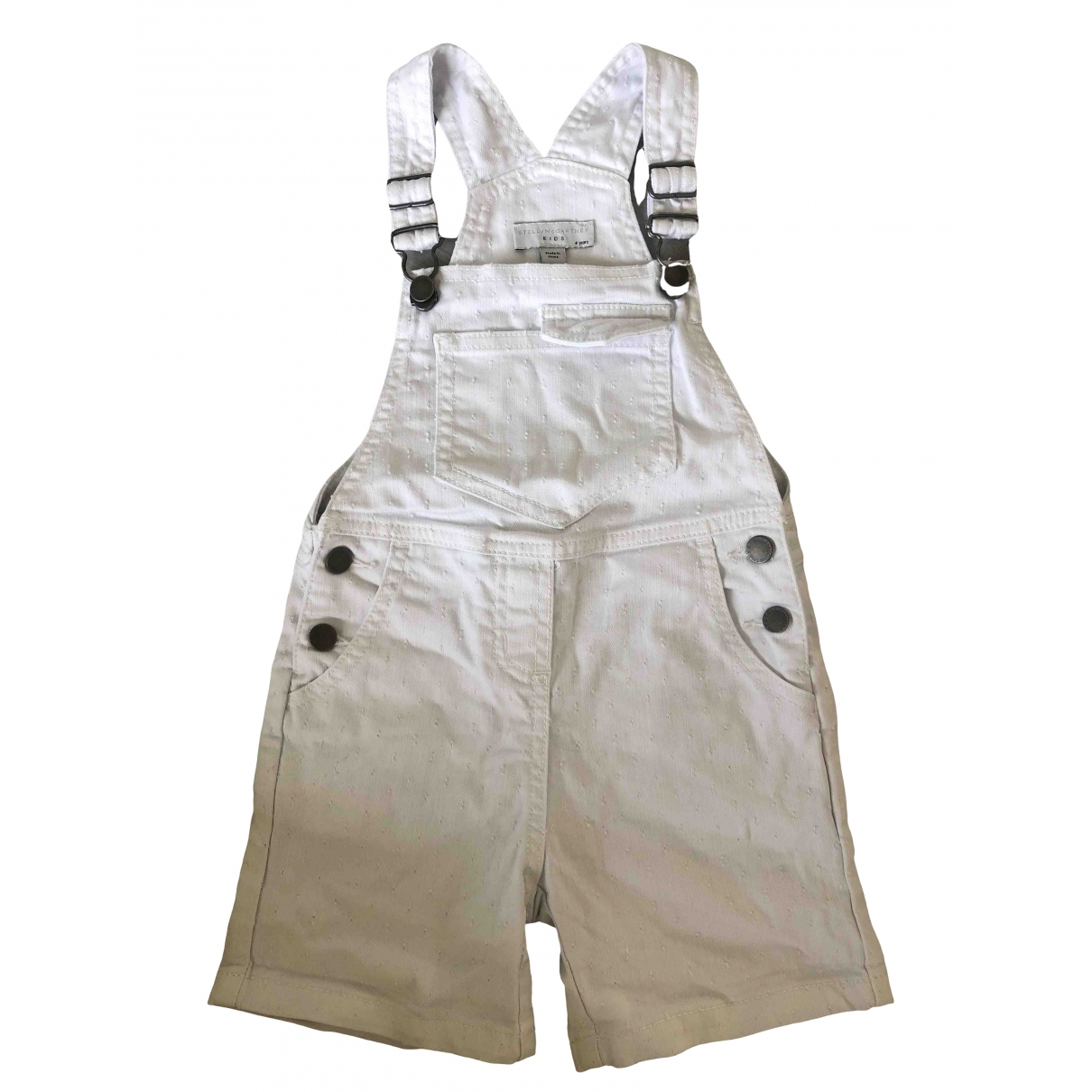 Stella Mccartney \N White Cotton Outfits for Kids 4 years - up to 102cm FR