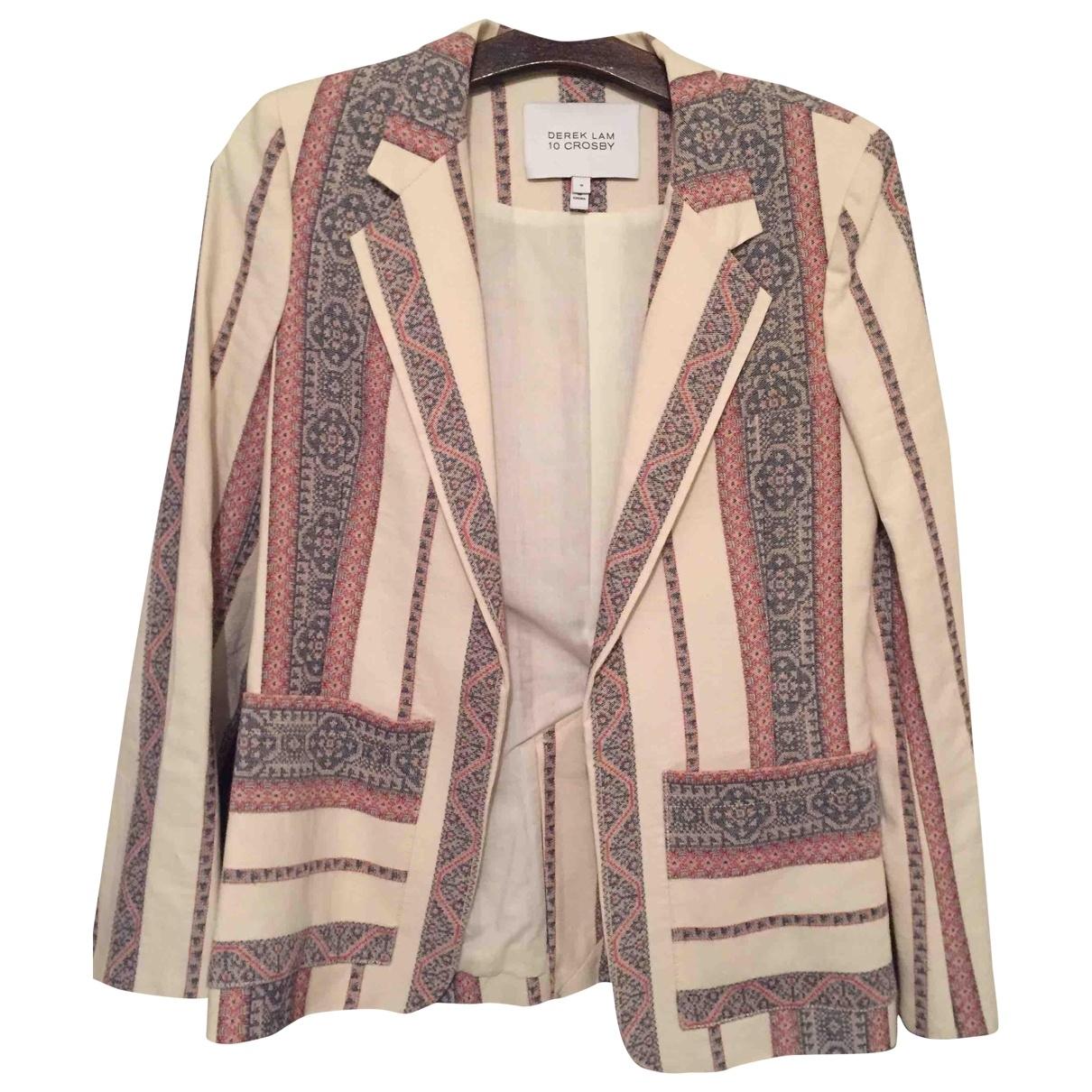 Derek Lam \N Multicolour Cotton jacket for Women 10 US
