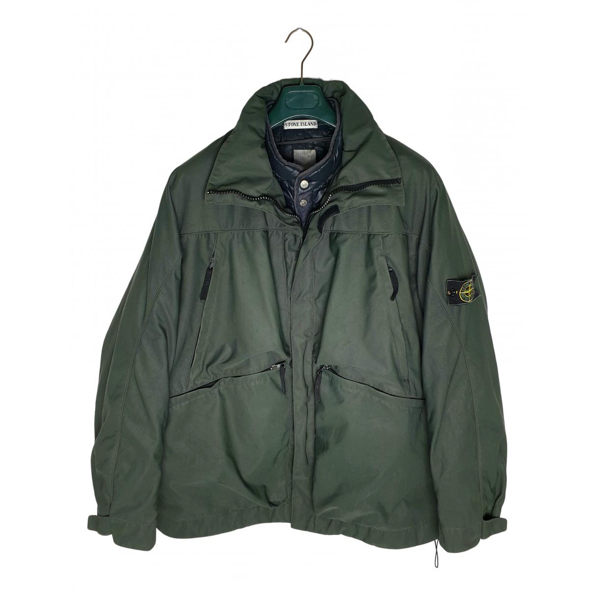 Stone Island N Green jacket  for Men XXL International