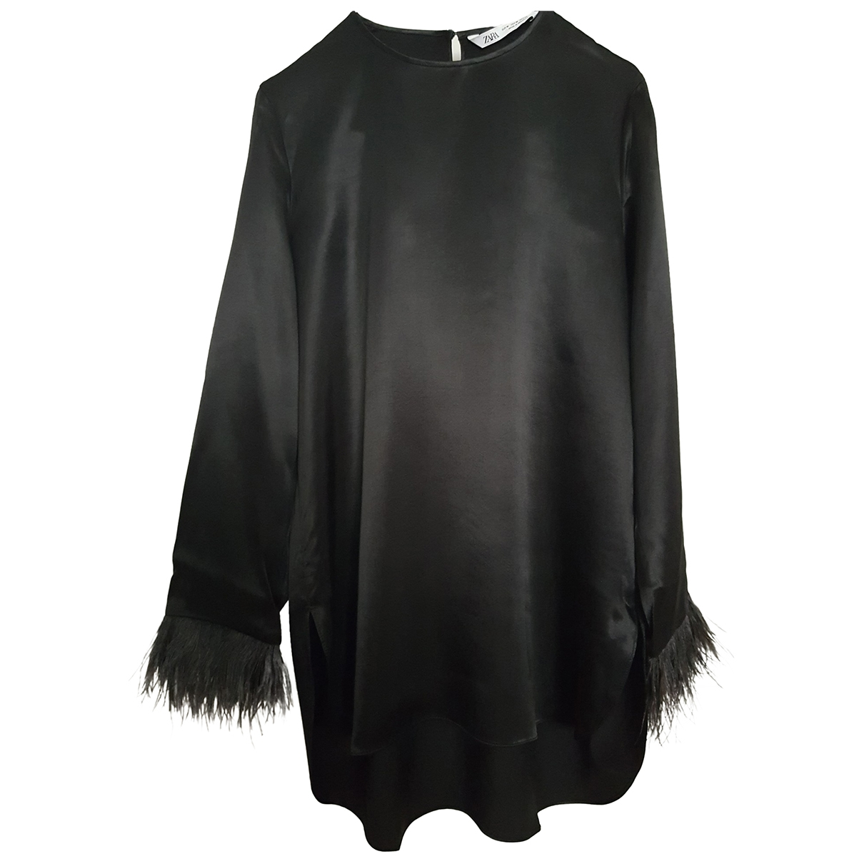 Zara \N Black dress for Women M International
