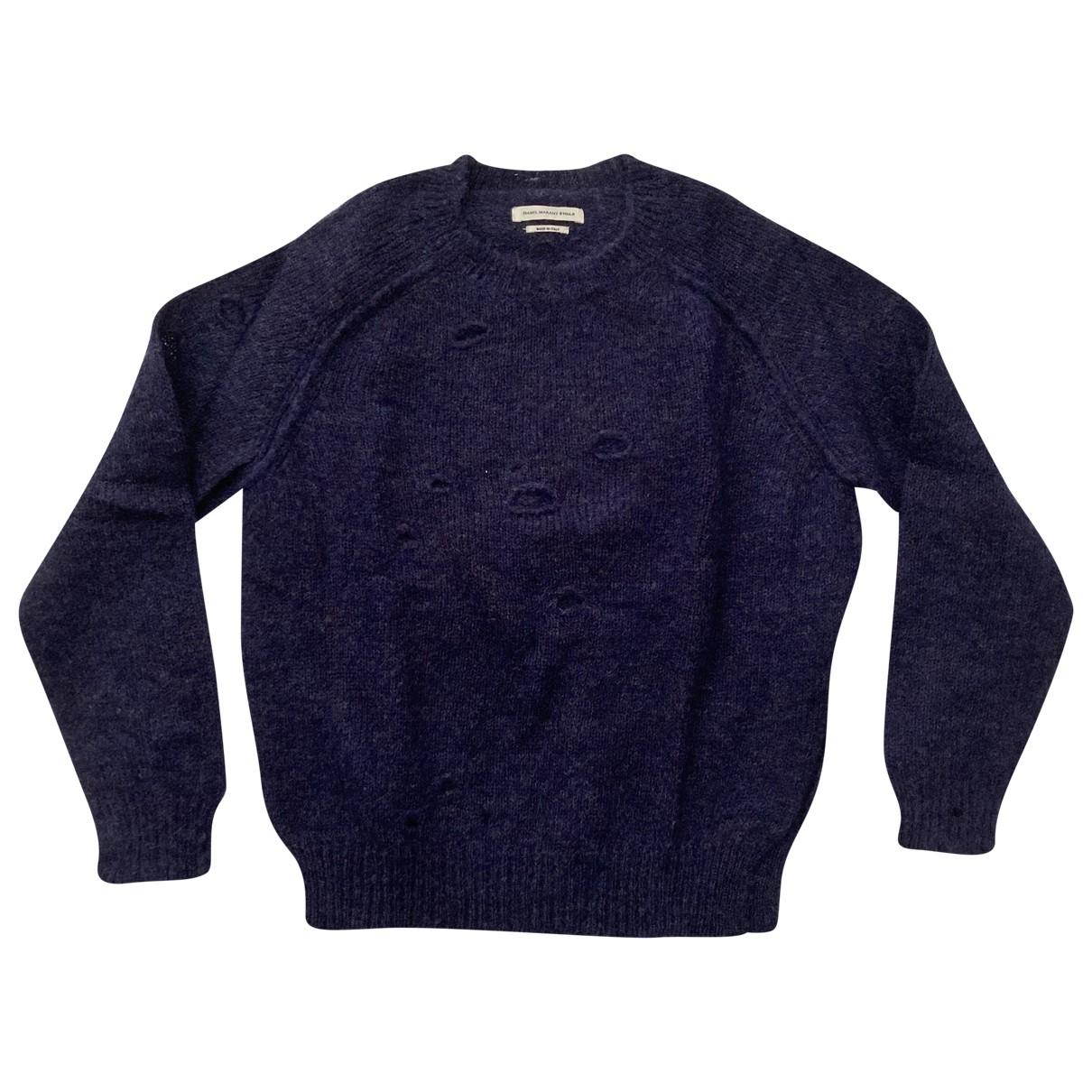 Isabel Marant Etoile \N Purple Wool Knitwear for Women 38 FR