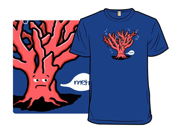 At The O.k. Coral T Shirt