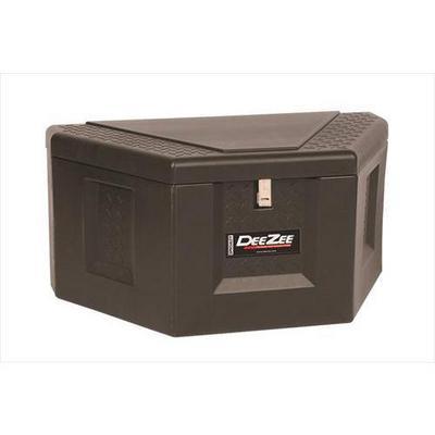 Dee-Zee Specialty Series Poly Triangle Trailer Storage Box - DZ91717P