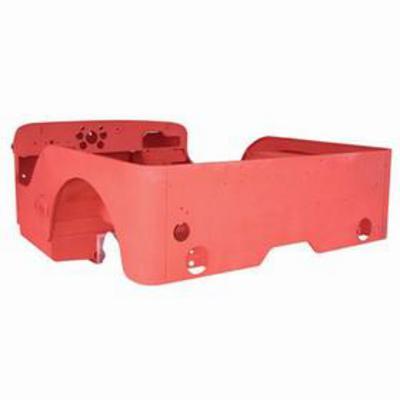 Omix-ADA Standard MB Steel Body Tub - 12002.01
