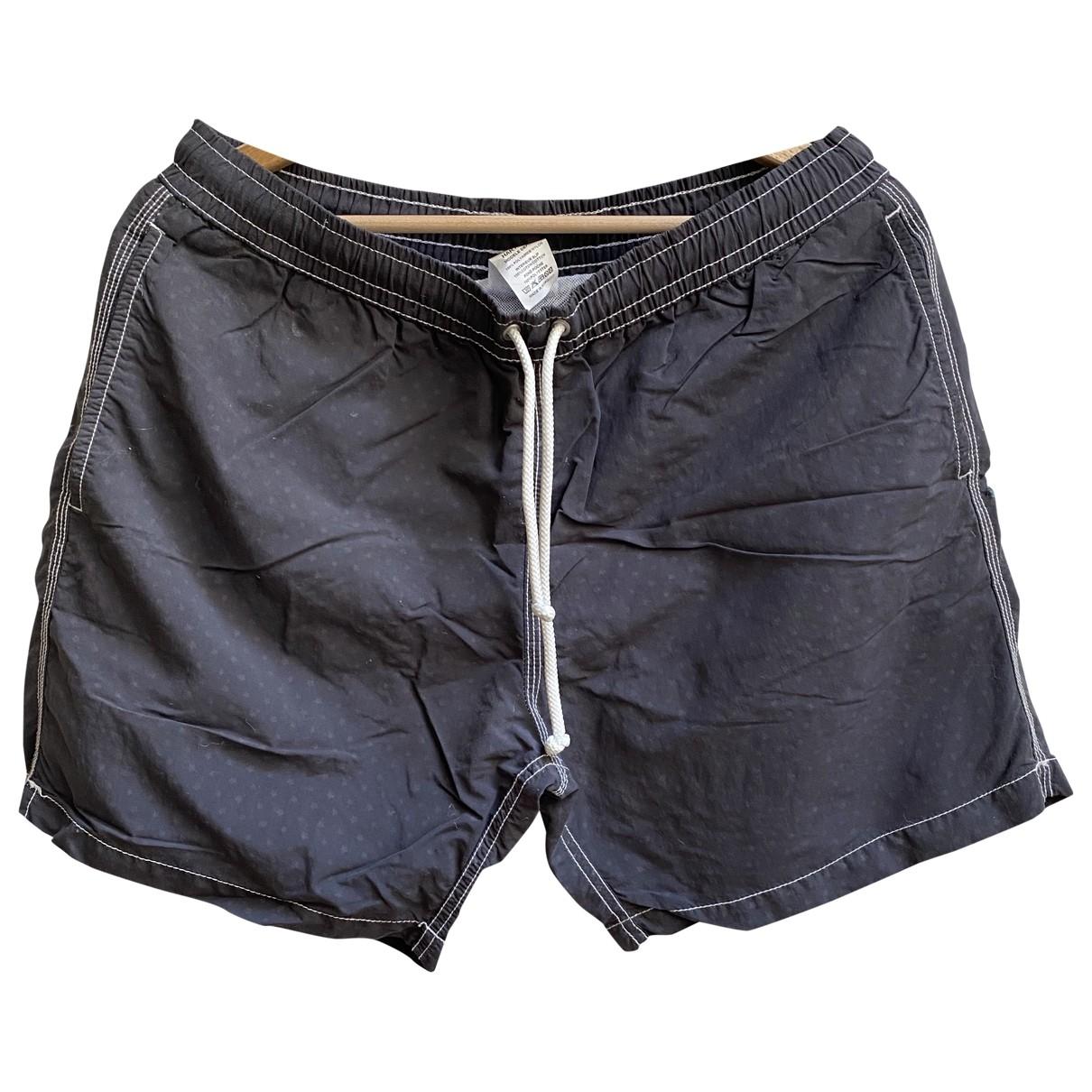Hartford \N Grey Cotton - elasthane Swimwear for Men M International