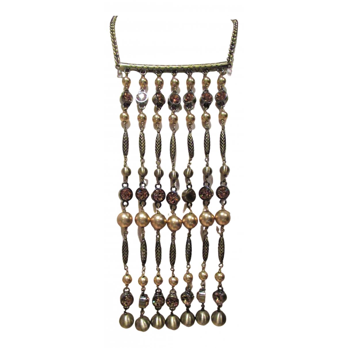 Dyrberg/kern - Collier   pour femme en metal - dore
