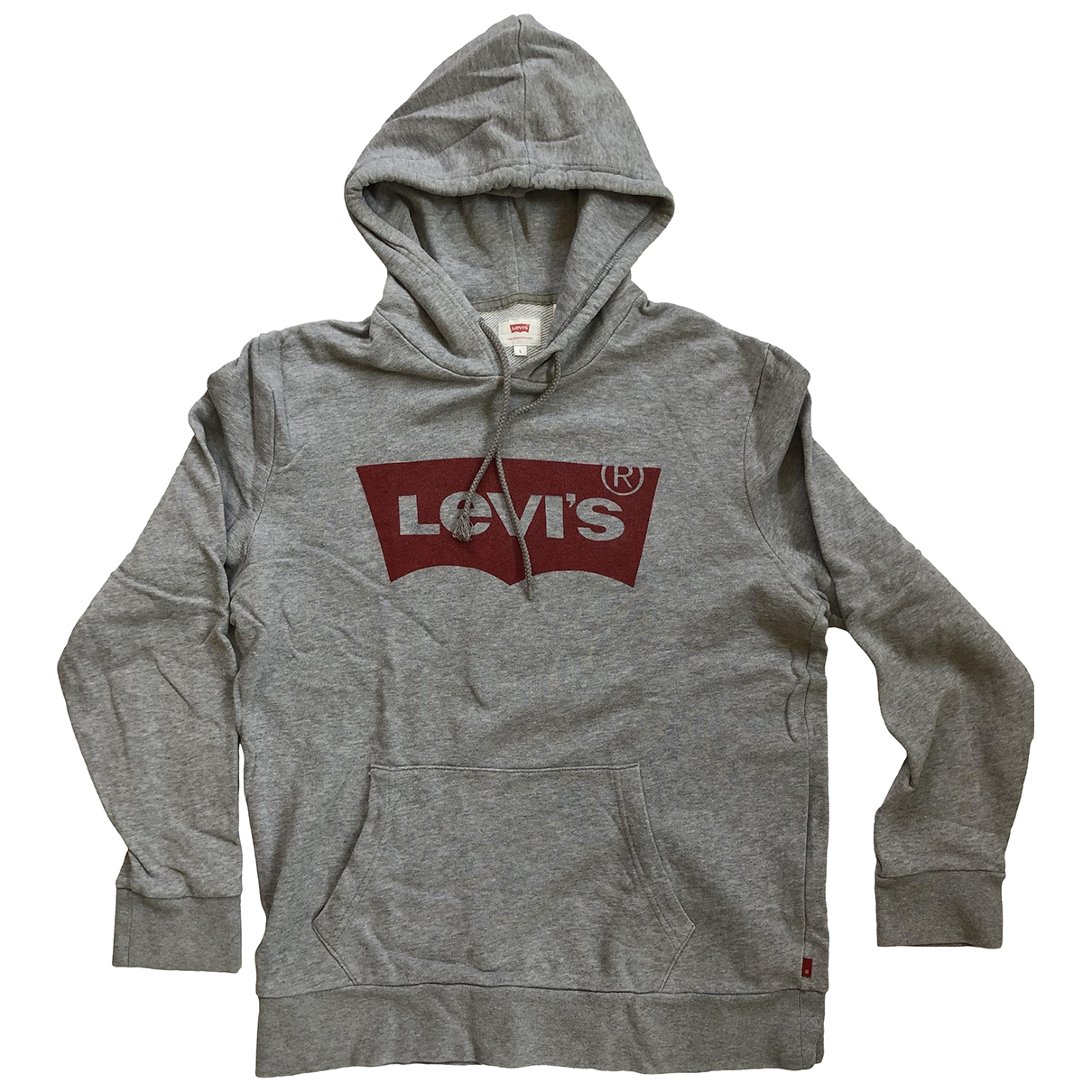 Levi's \N Grey Cotton Knitwear & Sweatshirts for Men L International